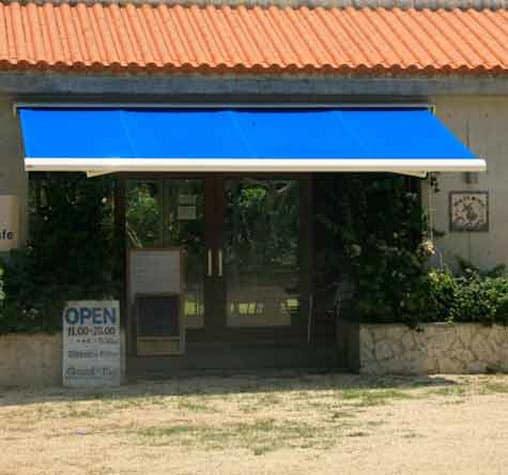 Stores de protection solaire